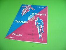 406KA2 Prospekt, Brochure: La Française Diamant, Motos Cycles Motocyclette, 1927