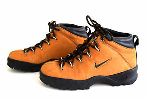 Nike ACG Boys Kids Boots 5 Youth ACG All Conditions Gear Hiking