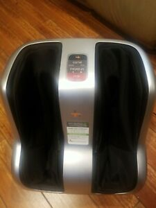 HumanTouch HT-Reflex 4 Foot & Calf Massager w/ Manual