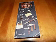 POCKET KNIFE TRADERS PRICE GUIDE Vol. 5 2001 CASE BULLDOG Knives Jim Parker Book