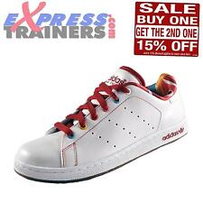 Stan Smith Synthetic Leather Lace Up Trainers for Women
