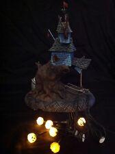 Hawthorne Village Nightmare Before Christmas Lock, Shock And Barrel's Treehouse
