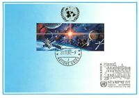 Lot de 5 Cartes Maximum Nations Unies (d)