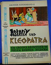 ASTERIX 02 - ASTERIX UND KLEOPATRA (HC) (2. Auflage)  #62#