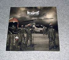 The Hellacopters - Head Off (Psychout 2008, 1st Pressing, Poster, New & Sealed)