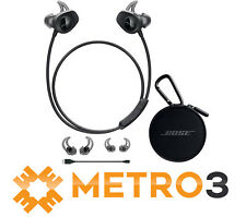 BOSE SoundSport Wireless Bluetooth NFC Earbuds | Black