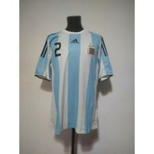Argentina soccer jersey Adidas Formotion 2007-2009 Size XL match worn