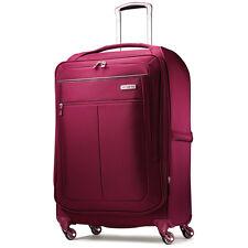 "Samsonite MIGHTlight 25"" Ultra-lightweight Spinner Luggage - Berry"