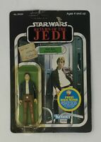 Star Wars ROTJ Han Solo Bespin Outfit 1983 action figure