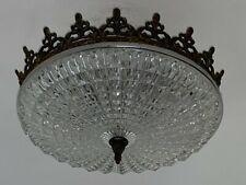 Antik Decken Lampe Leuchte Plafoniere Ø30cm