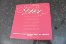 Virtuosi The Smithsonian Collection Of Recordings Complete 5 Cassette Set