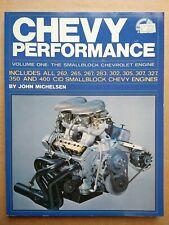 Chevy performance SA design ISBN 0-931472-07-5