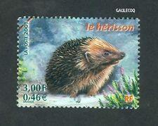 FRENCH POSTAGE - LE HERISSON 3,00F 0,46E STAMP - 2001 LA POSTE POSTAGE