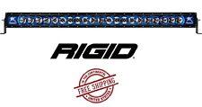 "Rigid Industries Radiance Plus 40"" LED Light Bar - Broad Spot/ Blue Back Light"