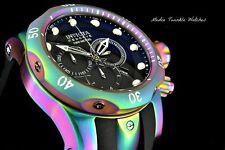 NEW Invicta 52MM Reserve VENOM IRIDESCENT Black Dial Quartz Chronograph Watch