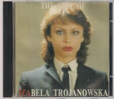 IZA IZABELA TROJANOWSKA - THE BEST OF 1991 CD INTERSONUS TOP RARE OOP