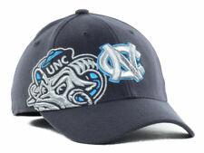 North Carolina Tar Heels Men's Top of the World NCAA Molten Flex Fit Hat Cap