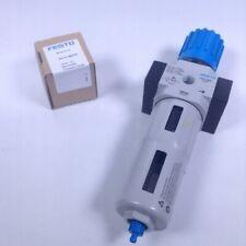 NEW FESTO LFR-1/4-D-MIDI 186481 Air Filter Regulator