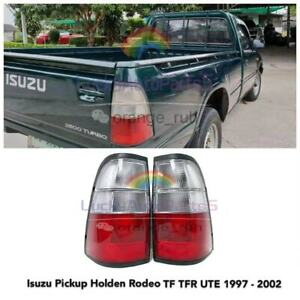 ISUZU HOLDEN RODEO TF TFR UTE REAR TAIL LIGHT LAMP RED WHITE 1997 - 2002