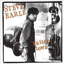 Steve Earle - Guitar Town 30th Anniversary [New CD]