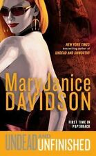 Queen Betsy: Undead and Unfinished 9 by MaryJanice Davidson (2011, Paperback)