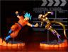 Dragon Ball Z Super Saiyan Goku Blue And Frieza Action Figure Collectible Toy