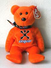 Ty Beanie Babies Nascar Cingular John Burton No. 31 Plush Beanbag NWT 40566