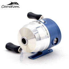 CAMEKOON FBS40 Fishing Reel With 10 Lbs Line Loaded Spincast Reel R/L Reversible