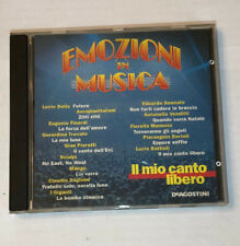 CD Il mio canto libero Emozioni in Musica