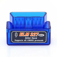 Mini V2.1 ELM327 OBD2 Bluetooth Car Diagnostic Interface Scanner Android Auto