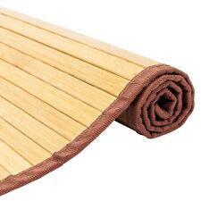 5FT X8FT  Large Bamboo Carpet Rug Floor Mat Home Office Indoor Outdoor Non Slip