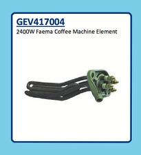 FAEMA COFFEE MACHINE ELEMENT 2400W GEV417004