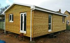 2 Bed Timber Frame Self-build House Kit. Meets Mobile Home Rules