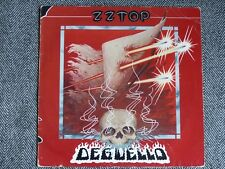 ZZ TOP - Deguello - LP / 33T