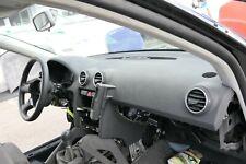 Audi A3 8P Armaturenbrett Cockpit  OHNE Anbauteile mitAirbag Schalttafel schwarz