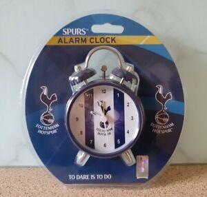 Tottenham Hotspur Official Alarm Clock, Brand New & Sealed