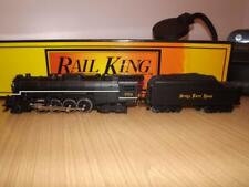 Ab356: Lionel O Gauge 2-8-4 Berkshire Loco RK-1109 - Nickel Plate Road - Exc/Box