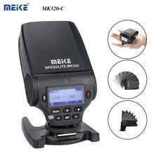 Meike MK320-C Flash TTL Photography Speedlite LCD Screen for Canon DSLR Cameras