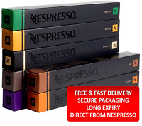 New original genuine Nespresso 70 Mix flavour coffee Capsule Pods free delivery
