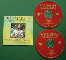 Bob Marley & The Wailers Soul Shakedown Party inc Lively Up Yourself + 2 x CD