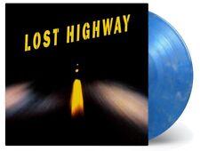 Lost Highway-BANDE ORIGINALE bleu couleur VINYL LP david lynch Bowie Trent Reznor