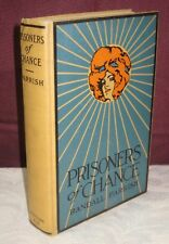 PRISONERS OF CHANCE 1908 FIRST RANDALL PARRISH LOUISANA 11/17