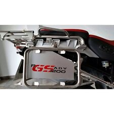 DS Bike Aluminum Raid Toolbox - 2005-2013 BMW R1200GS Adventure GSA Oil Cooled