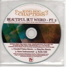 (AB552) King Roc Chapters, Beautiful But Weird 2  DJ CD