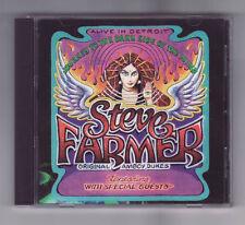 (CD) STEVE FARMER - Journey To The Darkside Of My Mind / AMBOY DUKES