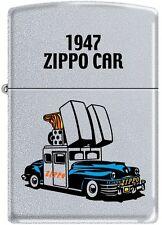 Zippo 1947 Car Street Chrome VERY RARE, HARD TO FIND