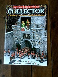 King & Country toy soldiers Collector Magazine No 55, 2020