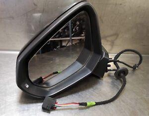 Audi Q2 Außenspiegel elektrisch verstellbar beheizbar kabel 6 pollig links LY9T