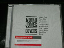 NORAH JONES - Covers - RARE TARGET EXCLUSIVE U.S. CD! NEW! Patsy Cline Bob Dylan