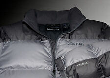 Marmot 'Ouray Down Jacket' Men's Puffy Jacket Steel Cinder Size Medium